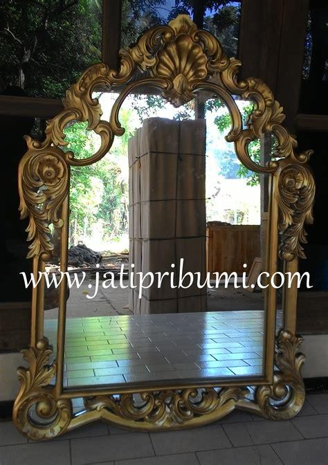 Cermin Ukir Jepara cermin rochdale ukir jepara jati pribumi