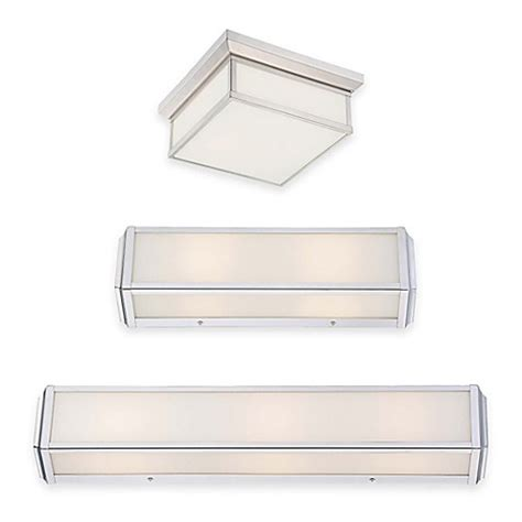 Minka Lavery Bathroom Lighting Fixtures Minka Lavery 174 Daventry Bath Lighting Fixtures Bed Bath Beyond
