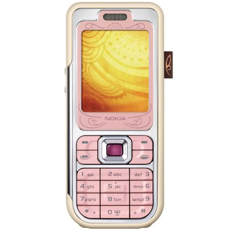 Nothing Special About The Nokia 7373 by Parola D Ordine Cellulare Pink I Shopping