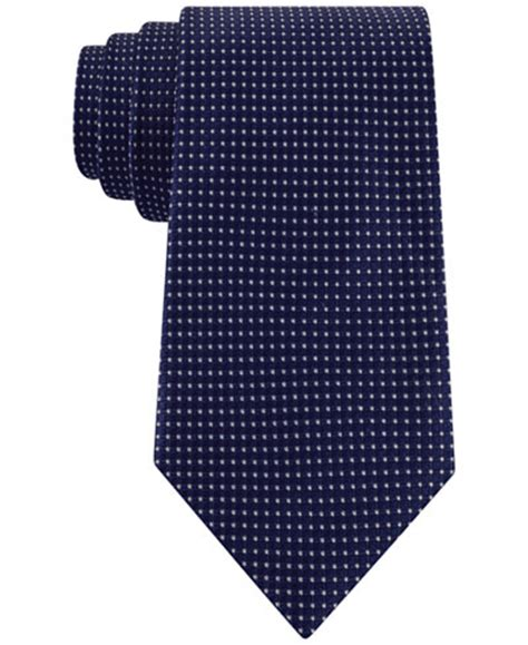 club room ties club room s boxed classic neat tie only at macy s ties pocket squares macy s