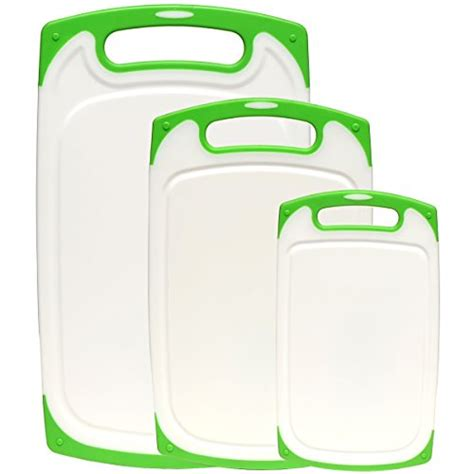 hl premium nousha voal lime best kitchen cutting boards you can find in lime green