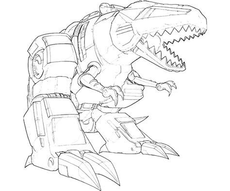 coloring pages transformers grimlock free coloring pages of grimlock transformers 4