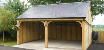wooden garage designs timber garages