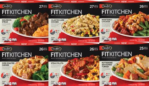Is Stouffers Fit Kitchen Healthy Stouffer S Fit Kitchen Made For Dads Like Me Wanna Bite
