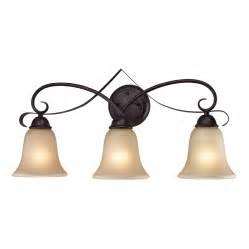 Lighting 3 light colchester oil rubbed bronze bathroom vanity light at
