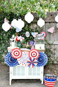 Decorating Ideas For July Fourth Fourth Of July Decorating Ideas A Pumpkin And A