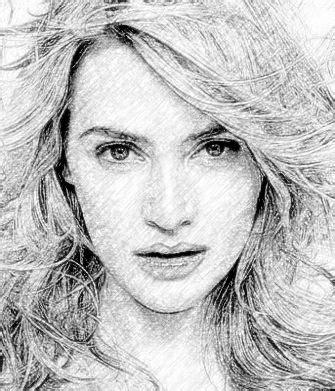 pencil photo effect sketch polls itimes