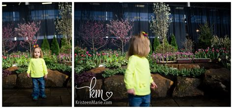 Indy Flower And Patio Show by Lydia Is Two Family Session At The Indiana Flower And