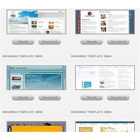 swish templates free swish templates great resources for web designers