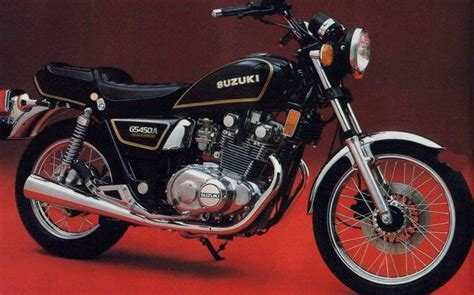 Suzuki Gs450t Suzuki Gs450 Gallery Classic Motorbikes