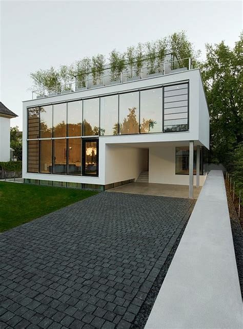 modern home design germany 4 storey single family house by roger christ