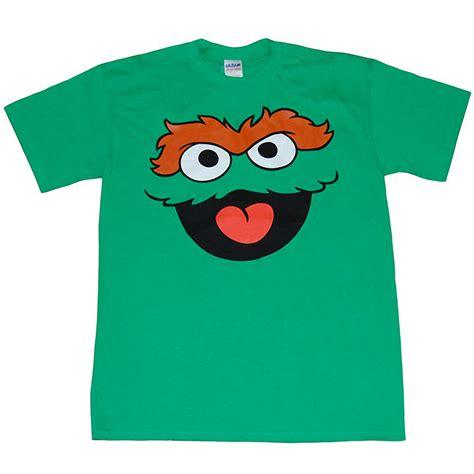 sesame clothing sesame oscar the grouch youth t shirt