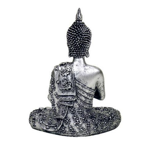 Kerzenhalter Silberfarben by Buddha Mit Kerzenhalter Silberfarben Triskell S
