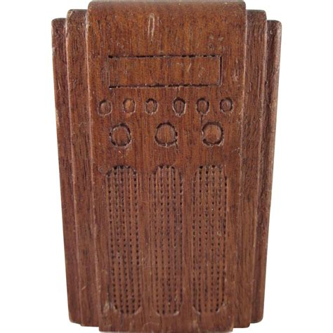1 4 dollhouse furniture strombecker 3 4 quot floor radio dollhouse furniture from