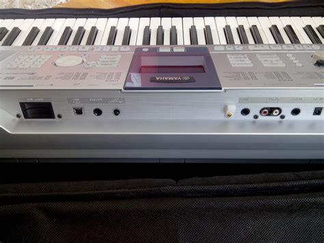 Keyboard Yamaha Psr K1 Yamaha Psr K1 Image 872019 Audiofanzine