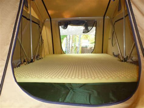 Tent Trailer Mattress ebay indigo cers roof top tent review outbackjoe