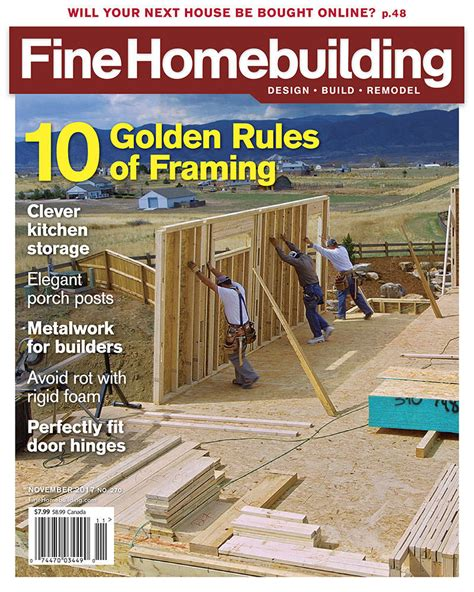 issue 190 fine homebuilding design fine homebuilding