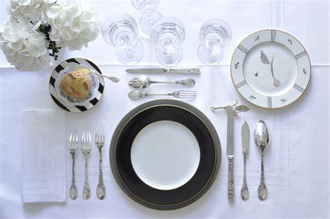 Ordre Des Couverts Sur Une Table by Comment Dresser La Table Dans Les R 232 Gles De L