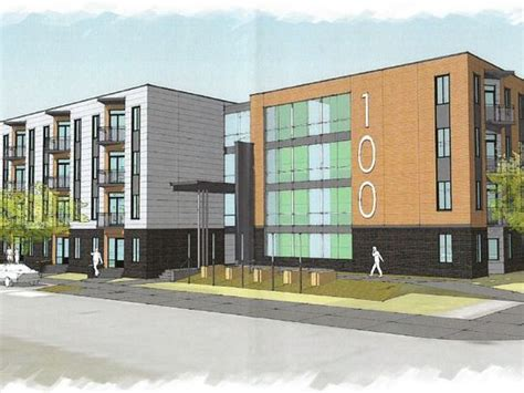 Plans For Apartments On South Side Grow To 40m