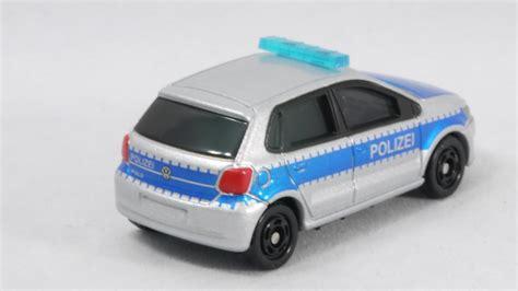 109 Vw Volkswagen Polo Tomica 216 2 no 109 フォルクスワーゲン ポロ パトロールカー まつくログ トミカ分室