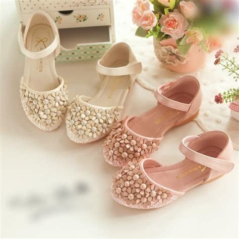 Flower Wedding Kits by Ivory Pink Flower Shoes For Wedding Formal Event