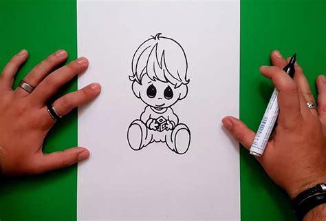 cadenas rotas animadas como dibujar a un ni 241 o paso a paso how to draw a boy