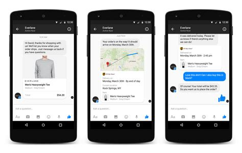 Fb Product | facebook messenger for business do users want to chat