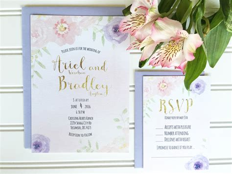 Wedding Announcement Design by Hadley Designs Featured Invitations