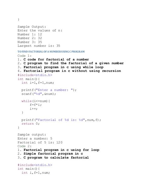 reverse pattern in c practical write a c program to reverse a given number