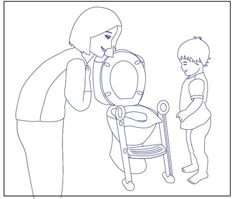 free potty training coloring pages for download 18317