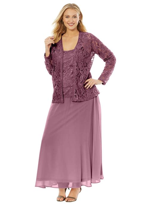 pette plus size beaded jacket dresses prom stores