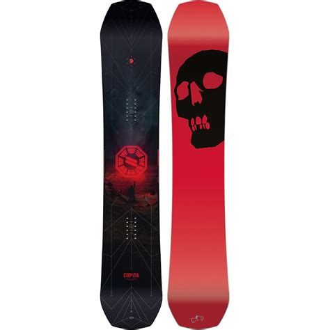 capita  black snowboard  death backcountrycom
