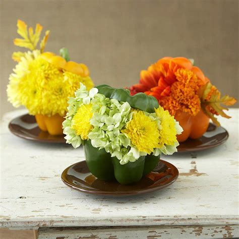 42 amazing flower decorations for a thanksgiving table lori gilder