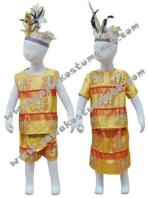 Baju Adat Papua Anak pakaian adat papua baju adat papua sewa kostum anak di
