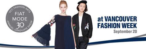 fashion design vancouver community college olio by marilyn vancouver fashion week s s18 vancouver