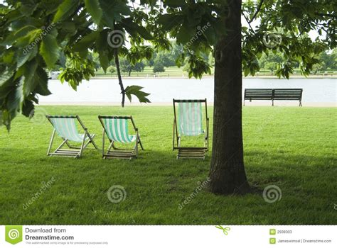 folding park bench folding chairs and park bench stock photos image 2938303