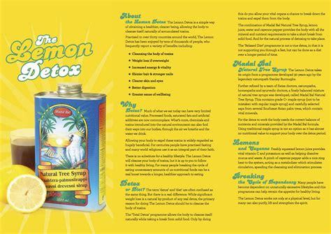 Detoxing Potassium by The Lemon Detox The Lemon Detoxthe Lemon Detox