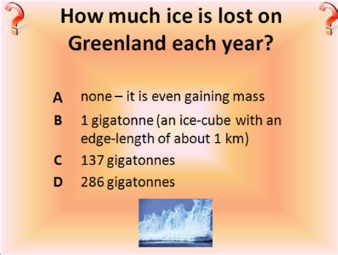 quiz questions very hard so you think that learning about climate change needs to