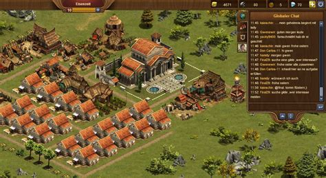 Forge Of Empires Freunde Polieren by Forge Of Empires Testbericht Browsergame Tagebuch Ende