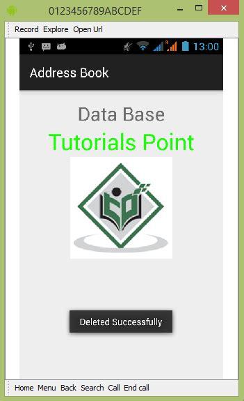 tutorialspoint cordova tutorial membuat sqlite database pada android share for you