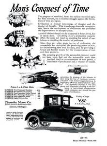 Chevrolet Motor Company History 100 Years Of Chevrolet Advertising A Timeline Special