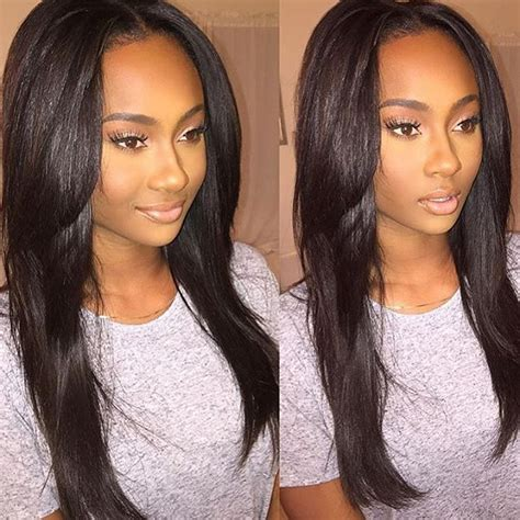Weave Sew In Hairstyles by Sew In Weave Hairstyles Www Imgkid The