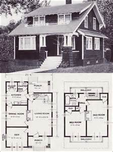 1920s Craftsman Home Design 1920s Vintage Home Plans The Alta Vista Craftsman Style