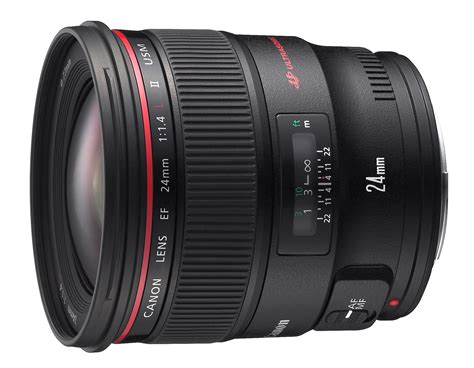 Canon Ef 24mm F 1 4 L Ii Usm canon ef 24mm f 1 4 l ii usm specifications and opinions