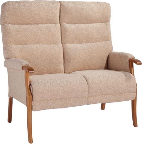 high back two seater sofa orrdale two seater high back chair