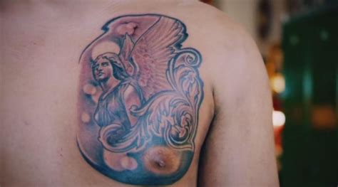 tattoo cover up e4 lad whose drunken gary lineker sh gs crisps tattoo went