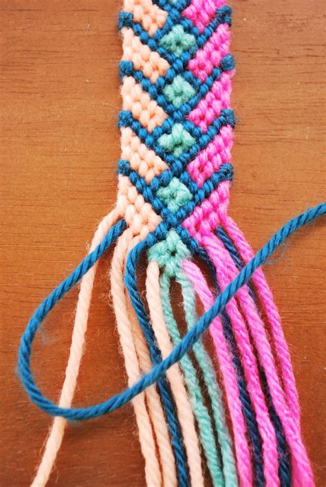 How To Create String - the diy complicated friendship bracelet