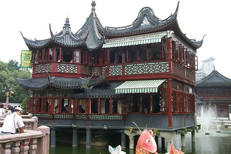 chinese house file shanghai huxinting tea house jpg