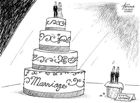 Civil unions vs marriage differences divorce