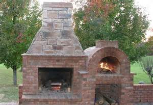 the family wood fired diy brick pizza oven and